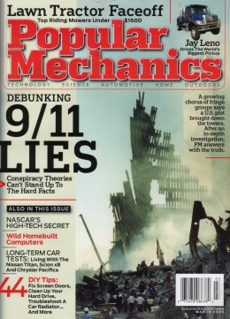 conspiracy of 9 11 research papers