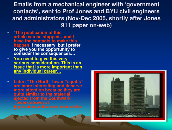 911 research paper