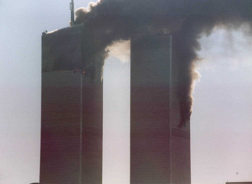 9 11 research fires in the twin towers for Interieur world trade center
