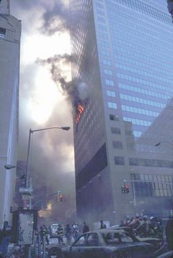 9 11 Research Building 7 S Fires