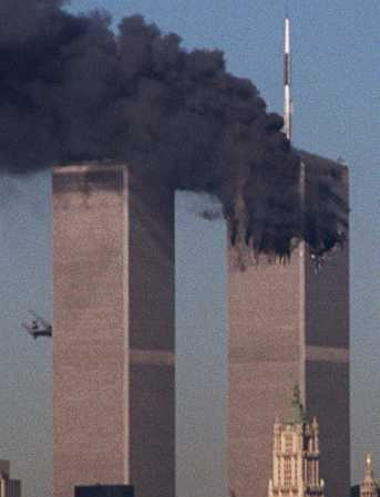 9-11 Research: South Tower Before Impact