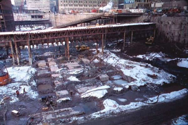 Stairway B Wtc North Tower : Research molten metal