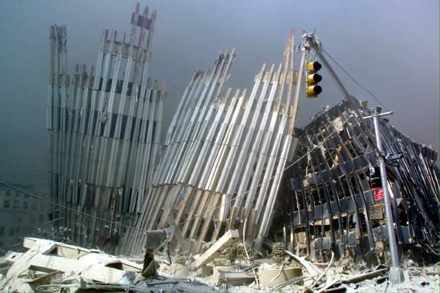 911 attack research paper
