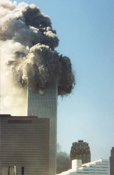 9 11 Research North Tower Destruction