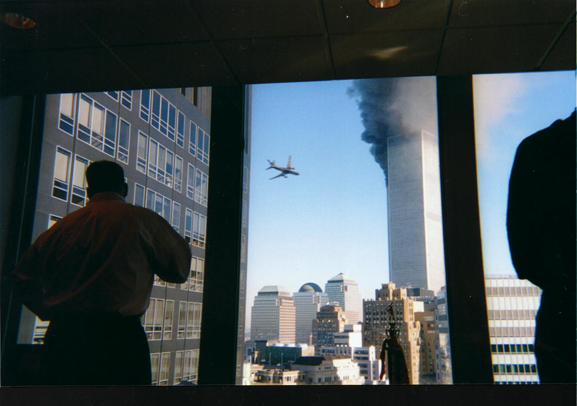 911 phone calls from the towers