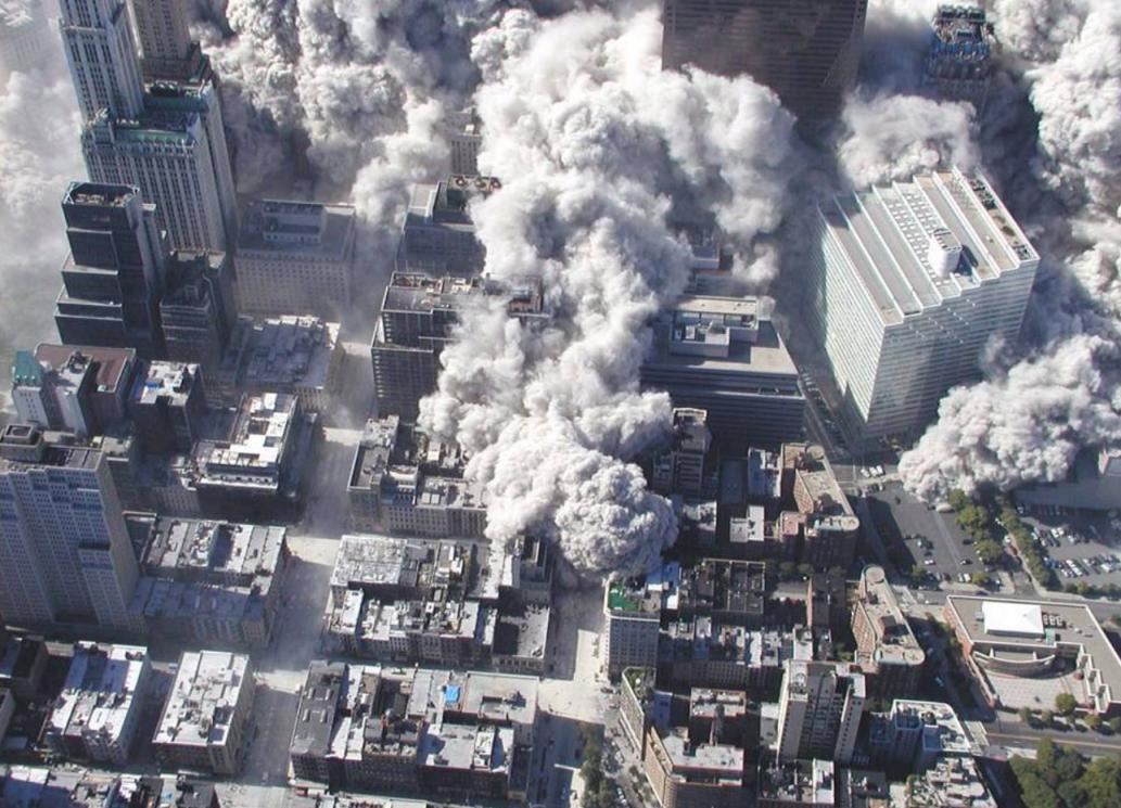 9 11 Research Dust From North Tower Destruction